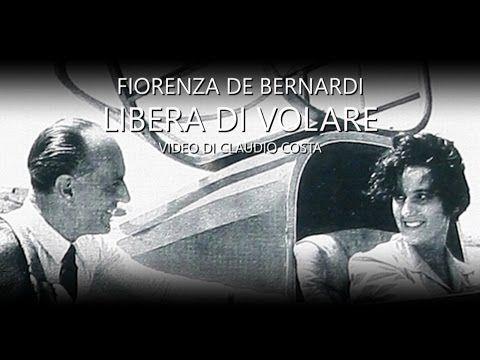 Mario De Bernardi e Mussolini - (Fiorenza De Bernardi Libera di volare) - YouTube