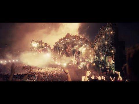 Tomorrowland 2014, Festival de Musique Électronique (Événement Annuel - Juillet) — Boom, Belgique.