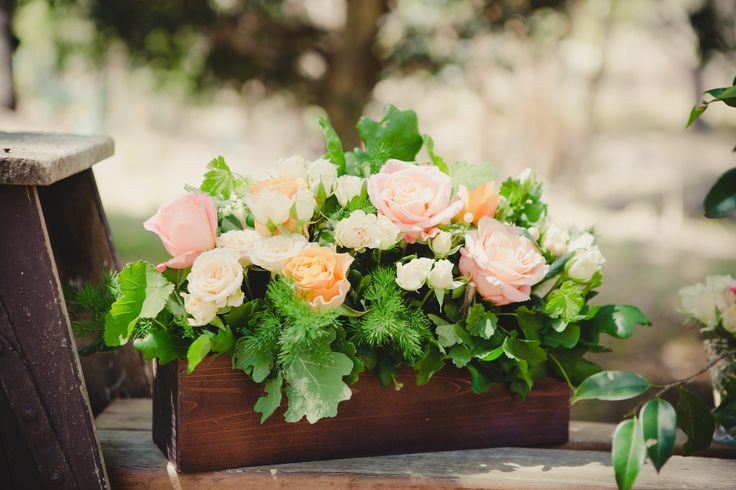 AAWEP styled shoot, fresh blooms