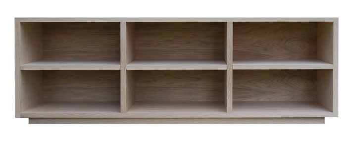 Built in bookcases, freestanding bookcases, Bespoke Oak Bookcase ...