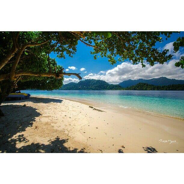 Pagang island, Indonesia