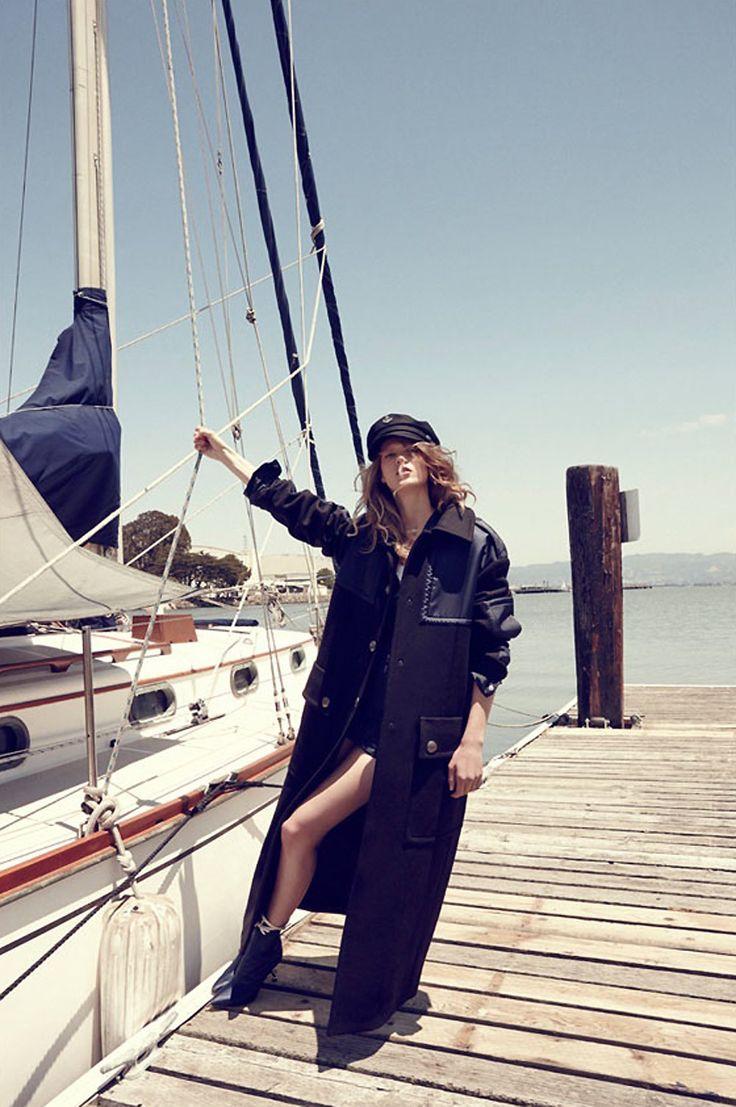 sailor babe #fashioncamp #adventure #campcollection