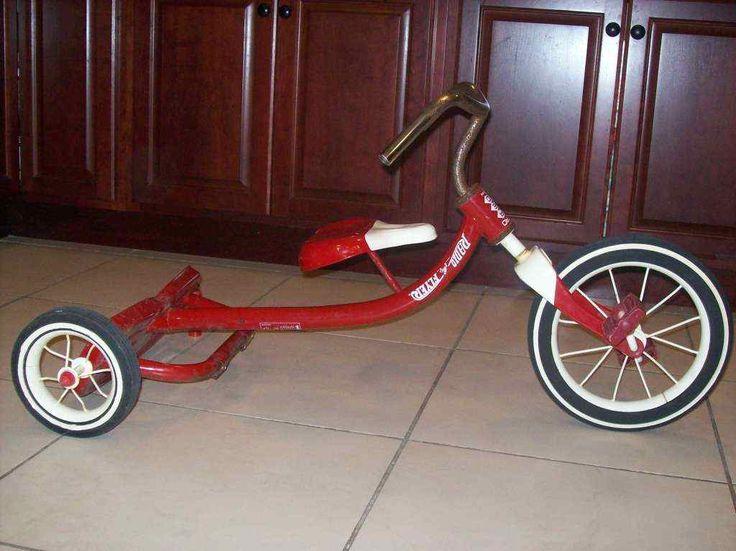Custom Radio Flyer Trike Rat Trike Vintage Stuffs
