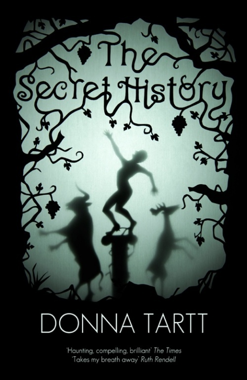 The Secret History is one of my favorite books...