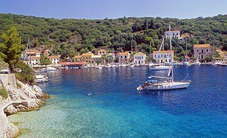 Ionian island of Ithaca