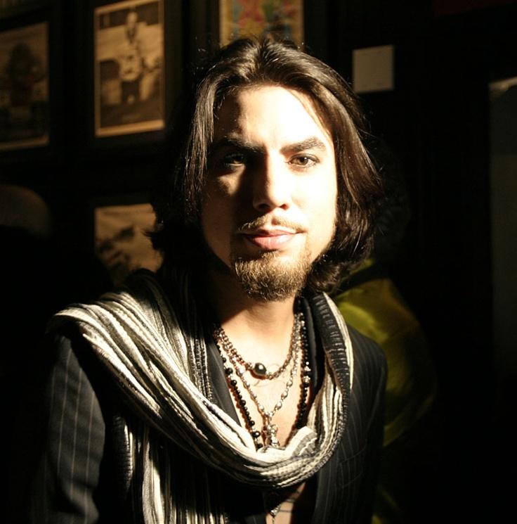 Dave Navarro - judge on Ink Master :)