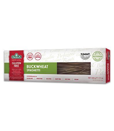 Buckwheat Spaghetti