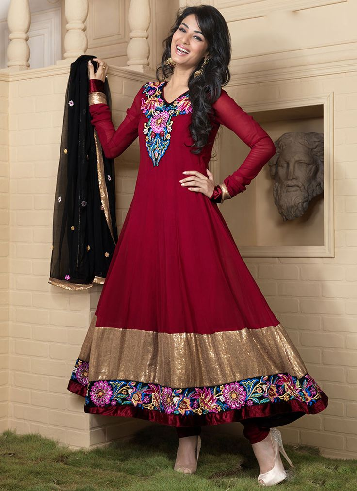 Latest Indian Suits 2014 | perfectdame.com