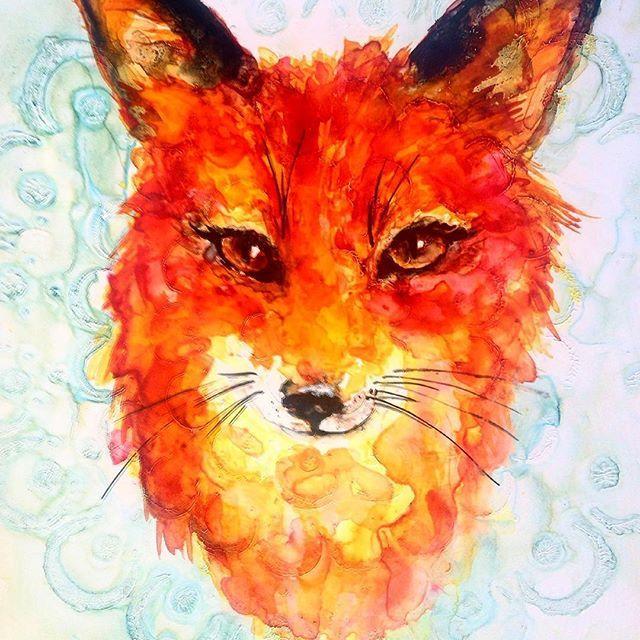 Sassy Vixen for 87/100 #the100dayproject #100daysofanimalsbyangela #worldwatercolormonth #ifdraw100days #drawing #painting #foxes #vixen #fox #art #wildlife #artist #watercolour #watercolor #watercolorpainting #animalart #animalartists #creative #creative_animalart #animalcreatives #illustration #art_we_inspire #waterblog #foxart #foxes #handmade