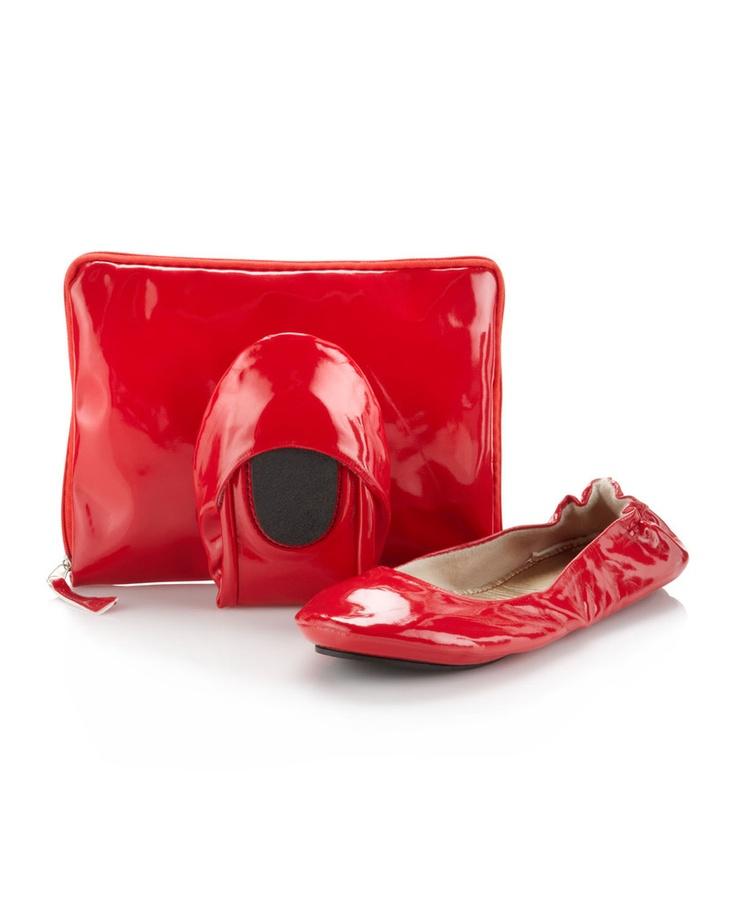 Mes Ballerinettes RED