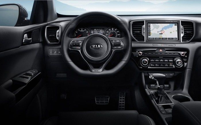 All You Need To Know About The 2019 Kia Sportage