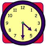 zegary - odczytywanie godzin