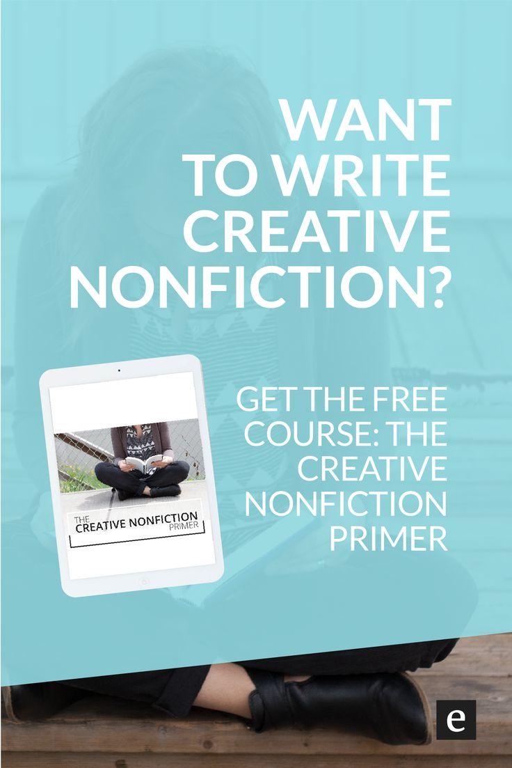 Creative Nonfiction Primer
