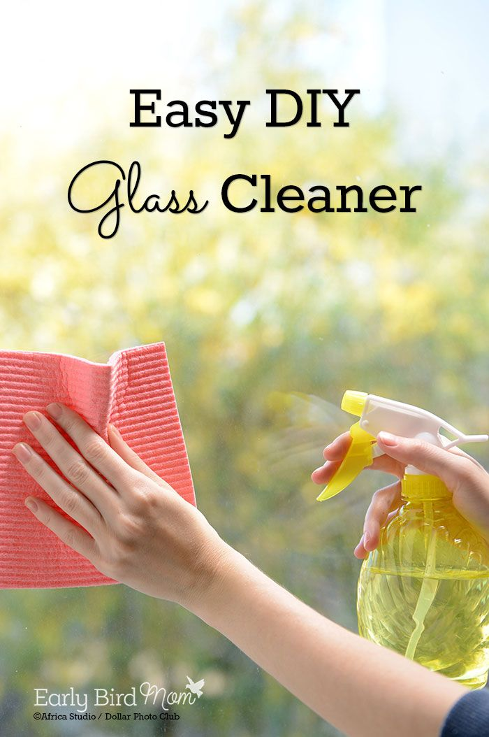 78+ Ideas About Homemade Glass Cleaner On Pinterest | Diy Glass