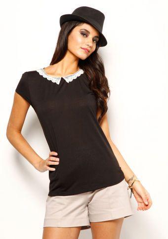 Tričko s krátkými rukávy #ModinoCZ