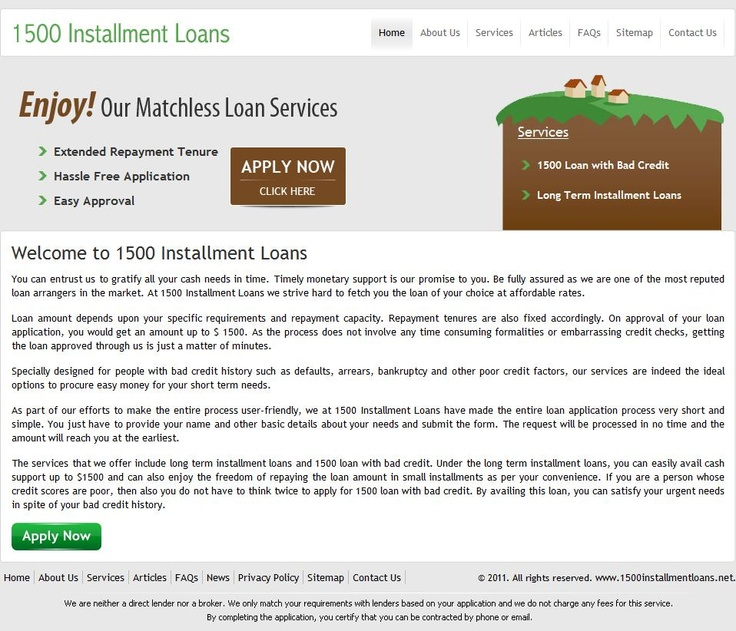 Installment Loans Are The Right Solutions For Folks Who Are