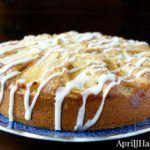 Blackberry Apple Cake Recipe - April J Harris