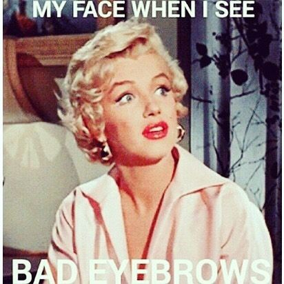There's no excuse for bad brows when we have estheticians who can help you out!  Come see our Spa Visage team & have #browsonfleek