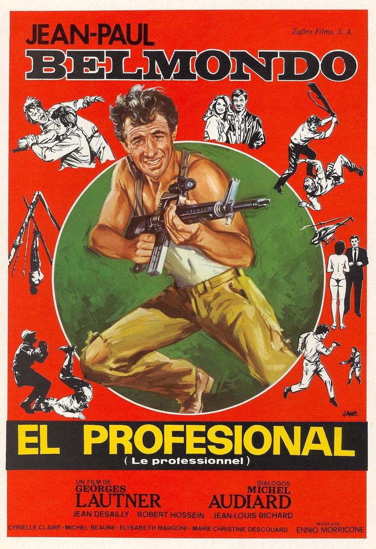 1981 - El Profesional - Le Professionnel