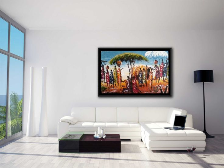 An amazing finishing touch to your lounge area, contact us to get yours today art@kilitingatinga.com.au