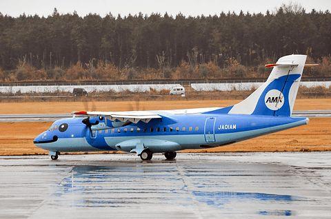 フライト時間わずか13分。デビュー初日の天草エアライン新型機「ATR 42」の天草~熊本線に搭乗  - トラベル Watch