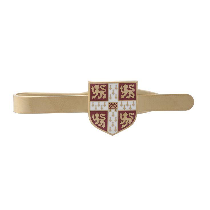 Official University Of Cambridge Full Colour Tie Slide