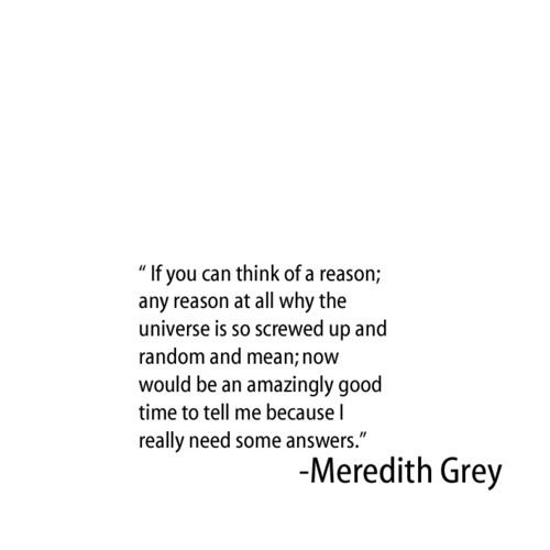 I Love You Quotes: Best 25+ Meredith Grey Quotes Ideas On Pinterest