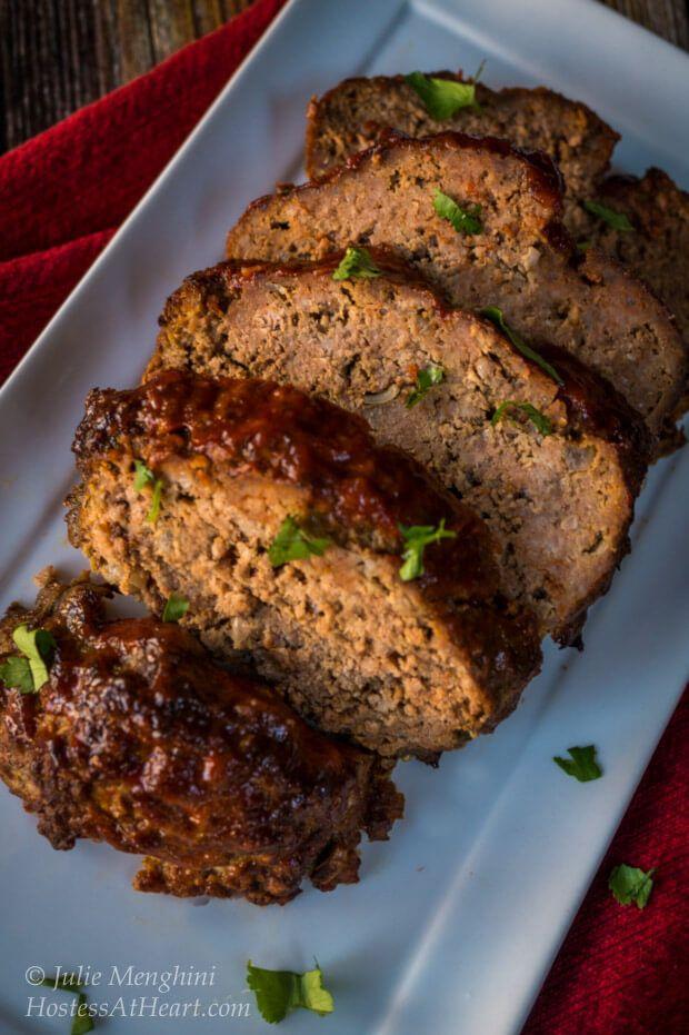 Thursday Turkey Meat Loaf Recipe Food Network Recipes Recipes Food