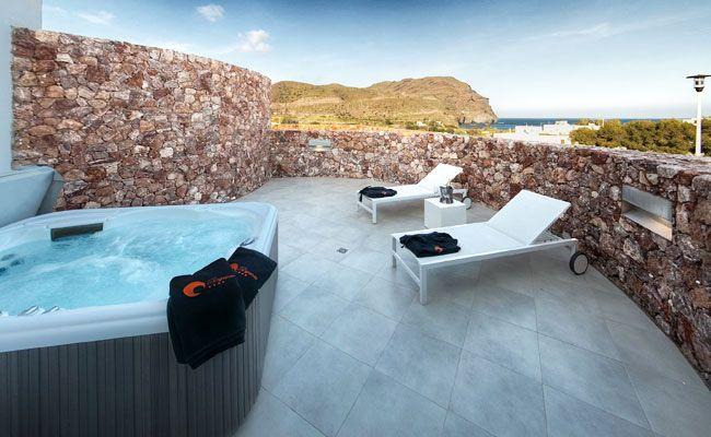 68 best casas rurales con jacuzzi images on pinterest jacuzzi whirlpool bathtub and spa - Casa rural almeria jacuzzi ...
