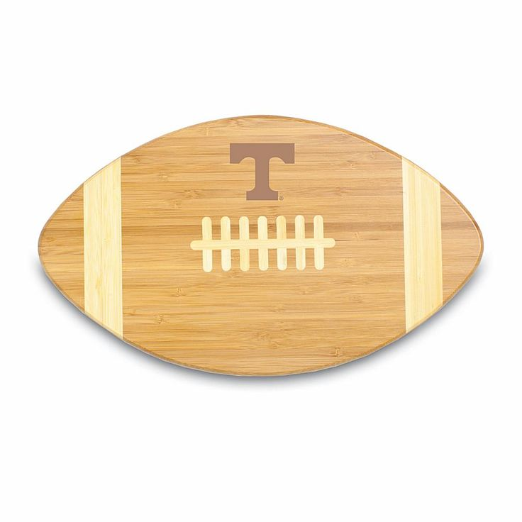"""Picnic Time """"Touchdown!"""" Cutting Board - University of Tennessee"""