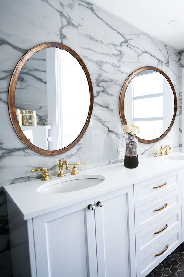 Pin On Stylish Bathroom Mirrors Decor