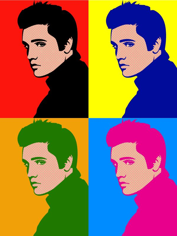 Elvis Presley Pop Art By Reyexzyl Deviantart Com On
