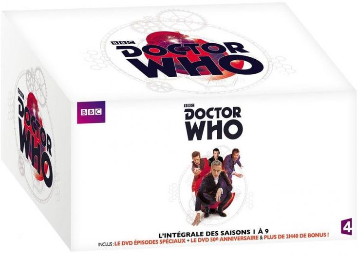 Complete Series 1-9