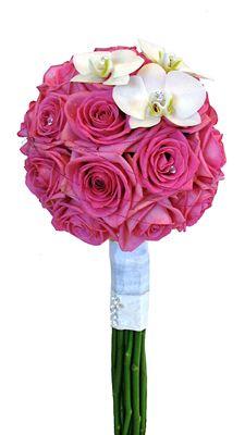 http://holmsundsblommor.blogspot.se/2008/06/rund-rosa-brudbukett.html 080616 ros Aqua, phalaenopsis