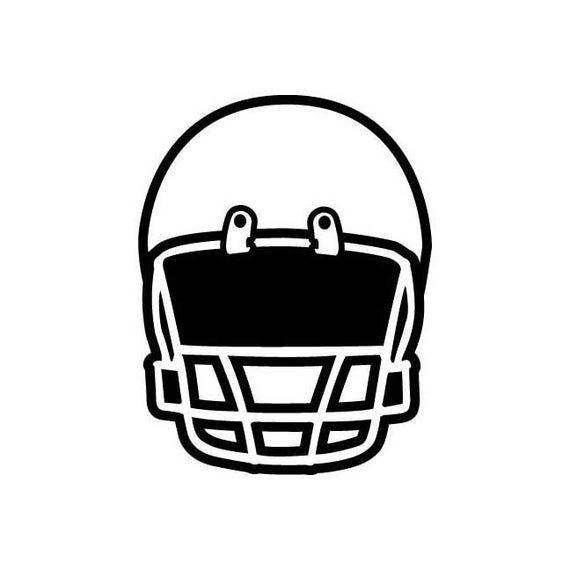 Football Helmet Nstant Download 1 Vector Eps Svg Jpg 1 Etsy Football Helmets Vinyl Cutter Football