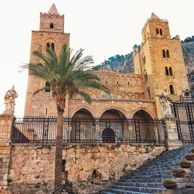 #Cefalù, #Italy, #Cathedral, #Churc  The Cathedral-Basilica of Cefalù (Italian: Duomo di Cefalù) is a Roman Catholic church in Cefalù, Sicily, Italy.    http://www.cefalu2do.co.uk/cefalu-cathedral/