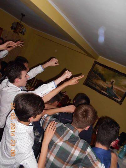 Nici o petrecere fără Iisus Hristos Mântuitorul!