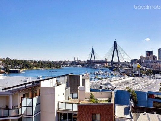 Darling Harbour Penthouse Apartment in Pyrmont, New South Wales, Australia