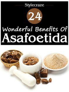 24 Wonderful Benefits Of Asafoetida On Your Health And Skin