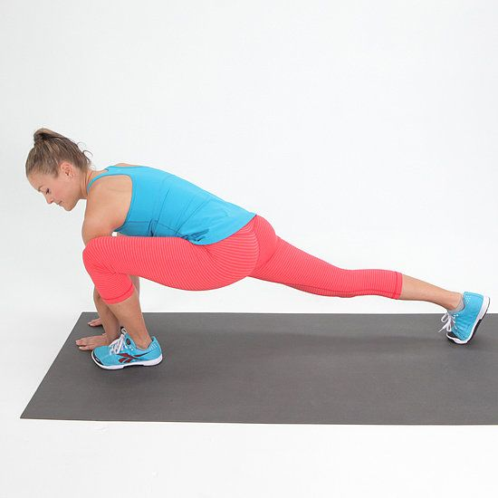 3 Easy Stretches For Tight Hip Flexors. I've had problems with this in the past. This pin could come in handy if it happens again.