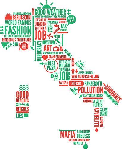 Italian Infographic from www.albertoantoniazzi.com