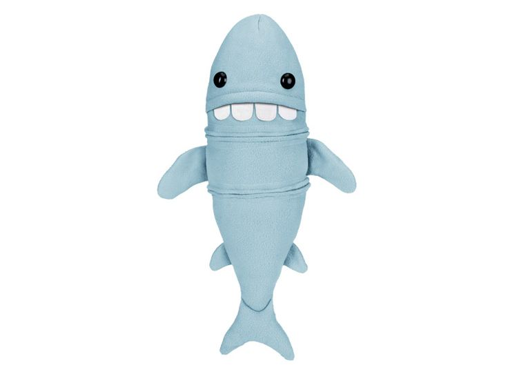 Shark-o the Shark - Unique Plush Shark by Knock Knock