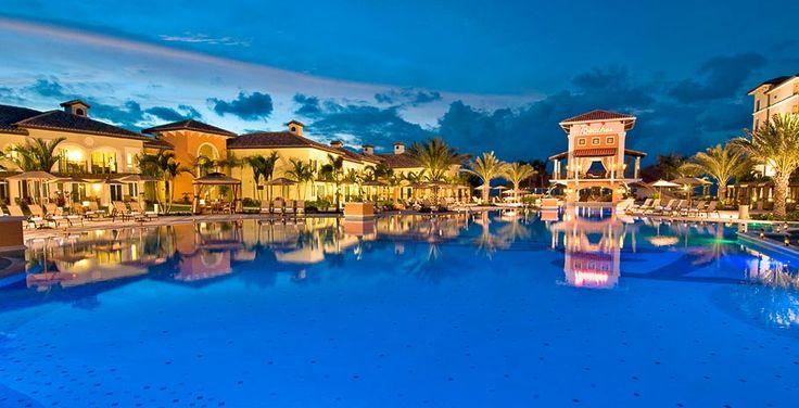Beaches Italian Village At Turks And Caicos Luxury