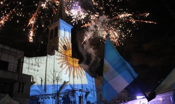 San Miguel celebra el 9 de julio con una vigilia en el Bicentenario del Cruce de los Andes