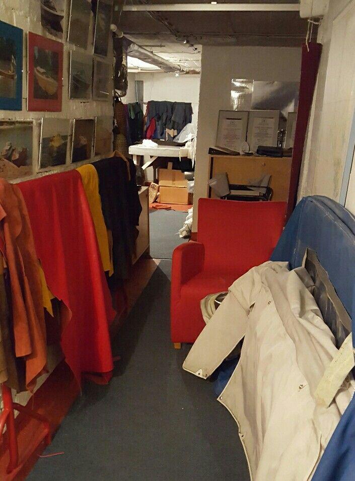 The workshop,  kraatarialenius.fi
