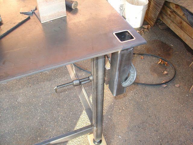 The Smoke Ring Weld Welding Welder Table In 2019