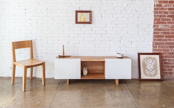 MASHstudios LAX 3X Shelf with Base (White or Black) – The Modern Shop