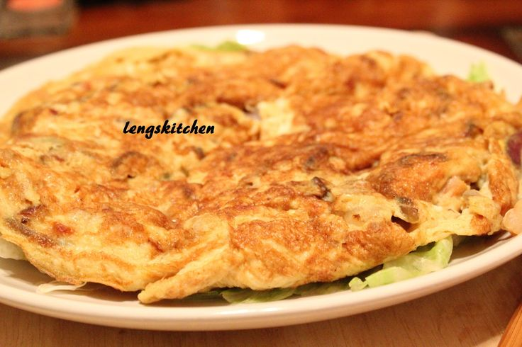 Difficult not to love, egg foo yong is one of the most popular dishes commonly found in a typical Chinese restaurant's menu in Malaysia. O...
