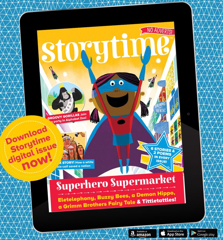Get every issue of Storytime for your digital device! Visit: https://pocketmags.com/storytime-magazine