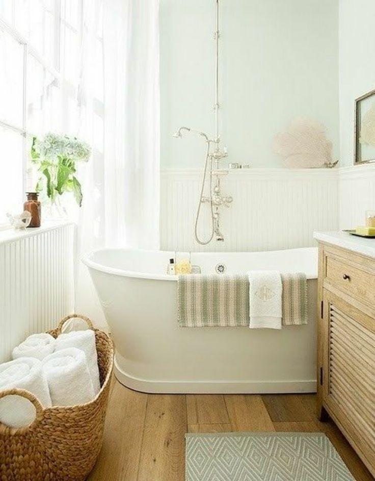 Feng Shui Badezimmer Natürliches Licht Zimmerpflanzen